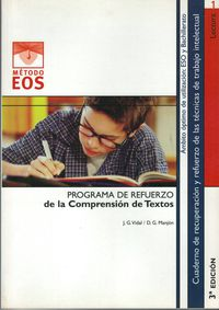 Programa De Refuerzo De La Comprension De Textos - Jesus  Garcia Vidal  /  Daniel  Gonzalez Manjon