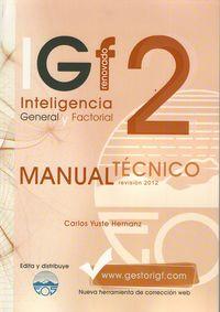 igf-2r manual tecnico - Carlos Yuste Herranz
