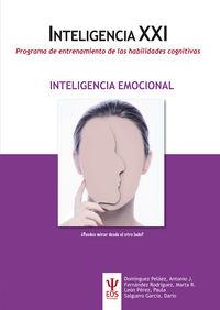 INTELIGENCIA EMOCIONAL - INTELIGENCIA XXI - PROGRAMA DE ENTRENAMIENTO DE LAS HABILIDADES COGNITIVAS