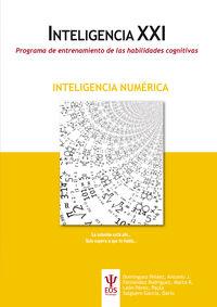 INTELIGENCIA NUMERICA - INTELIGENCIA XXI - PROGRAMA DE ENTRENAMIENTO DE LAS HABILIDADES COGNITIVAS