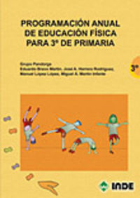 Programacion Anual De Educacion Fisica Para 3º De Primaria - Eduardo Bravo Martin
