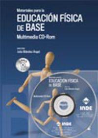 Materiales Para La Educacion Fisica De Base (+cd) - Julia Blandez