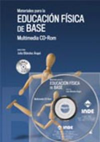 MATERIALES PARA LA EDUCACION FISICA DE BASE (+CD)
