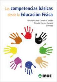 Las competencias basicas desde la educacion fisica - Onofre R. Contreras Jordan