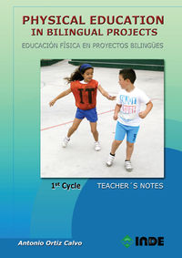 Ep 1 / 2 - Physical Education In Bilingual Projects - Antonio Ortiz Calvo