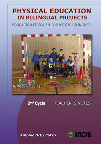 EP 3 / 4 - PHYSICAL EDUCATION IN BILINGUAL PROJECTS