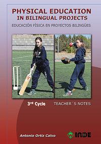 Ep 5 / 6 - Physical Education In Bilingual Projects - Antonio Ortiz Calvo
