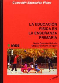 EDUCACION FISICA EN LA ENSEÑANZA, LA