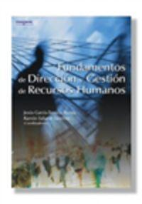 Fundamentos De Direccion Y Gestion De Recursos Humanos - Jesus  Garcia-tenorio Ronda  /  Ramon  Sabater Sanchez
