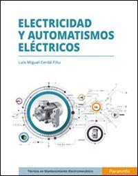 GM - ELECTRICIDAD Y AUTOMATISMOS ELECTRICOS - INSTALACION Y MANTENIMIENTO
