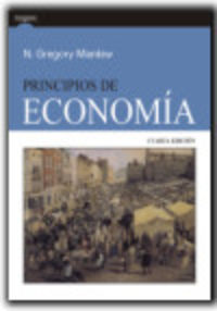 Principios De Economia (4ª Ed) - G. Mankiw