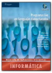 Gs - Programacion En Lenguajes Estructurados (logse)  - Desarrollo De Aplicaciones Informaticas - Informatica Y Comunicaciones - J. Carretero