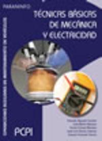 PCPI - MECANICA Y ELECTRICIDAD - OPERACIONES DE MANTENIMIENTO DE VEHICULOS AUTOMOVILES