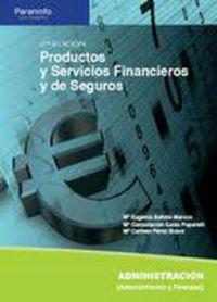 GS - PRODUCTOS Y SERVICIOS FINANCIEROS Y DE SEGUROS (AZUL)