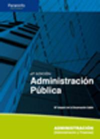 GS - ADMINISTRACION PUBLICA