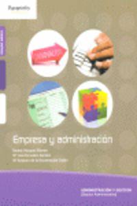 Gm - Empresa Y Administracion (loe)  - Gestion Administrativa - Beatriz Vazquez Blömer
