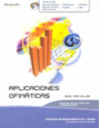 GM - APLICACIONES INFORMATICAS (+CD) (LOE) - SISTEMAS MICROINFORMATICOS Y REDES - INFORMATICA Y COMUNICACIONES