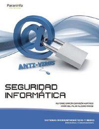 GM - SEGURIDAD INFORMATICA (LOE) - SISTEMAS MICROINFORMATICOS Y REDES - INFORMATICA Y COMUNICACIONES