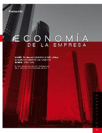 Bach 2 - Economia De La Empresa (loe) - Aa. Vv.