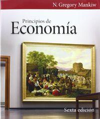 Principios De Economia (6ª Ed) - N. Gregory Mankiw