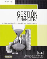 GS - GESTION FINANCIERA (LOE) - ADMINISTRACION Y FINANZAS