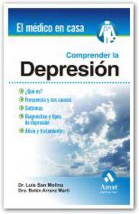 Comprender La Depresion - Luis San Molina