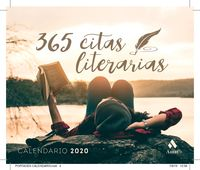 365 CITAS LITERARIAS - CALENDARIO 2020