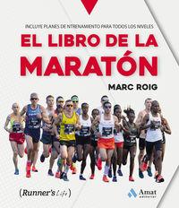 El libro de la maraton - Marc Roig Tio