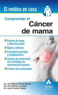 COMPRENDER EL CANCER DE MAMA