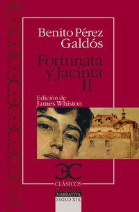 Fortunata Y Jacinta Ii - Benito Perez Galdos