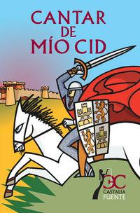 Cantar De Mio Cid - Francisco Alejo