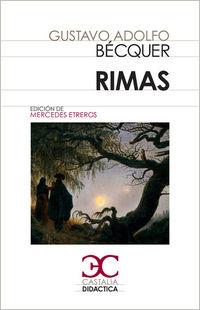 Rimas - Gustavo Adolfo Becquer