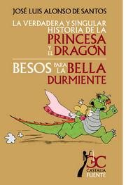 La verdadera y singular historia de la princesa y el dragon - Jose Luis Alonso De Santos
