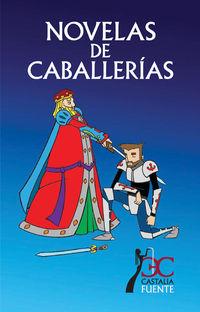 Novelas De Caballerias - Emilio Sales