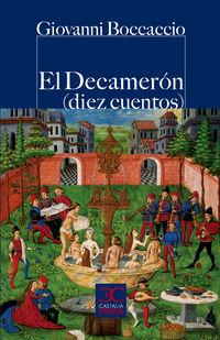 El  decameron (diez cuentos) - Giovanni Boccaccio