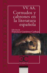 Cornudos Y Cabrones En La Literatura Española - Aa. Vv.
