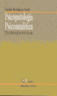 Psicopatologia Psicoanalitica - Un Enfoque Vincular - Carlos Rodriguez Sutil