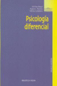 PSICOLOGIA DIFERENCIAL