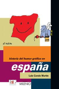 HISTORIA DEL HUMOR GRAFICO EN ESPAÑA