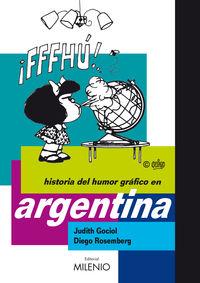 HISTORIA DEL HUMOR GRAFICO EN ARGENTINA