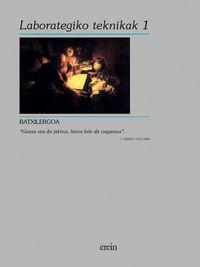 BATX 1 / 2 - LABORATEGIKO TEKNIKAK