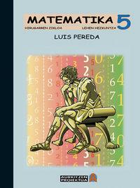 Lh 5 - Matematika - Aurkitzen - Batzuk