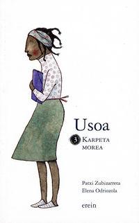 Usoa - Karpeta Morea - Patxi Zubizarreta