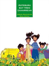 Asteburu Bat Tren Zaharrean - Jabier Muguruza