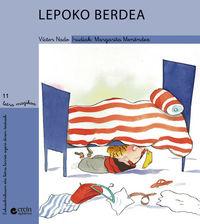 LEPOKO BERDEA