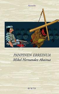 Panpinen Erreinua - Mikel Hernandez Abaitua