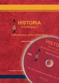 BATX 2 - HISTORIA GIDA (CD)