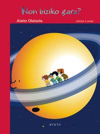 Non Biziko Gara? - Alaitz Olaizola / Jesus Lucas (il. )