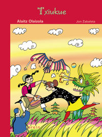 Txiukue - Alaitz Olaizola / Jon Zabaleta