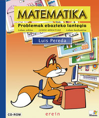 LH - MATEMATIKA PROBLEMAK EBAZTEKO LANTEGIA (CR-ROM)